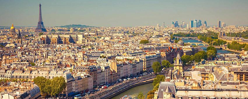Paris, la ville où le marché immobilier n'est jamais statique !